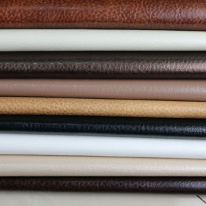PU Leather Sofa Furniture Car Seat Cover Interior Upholstery Material pictures & photos