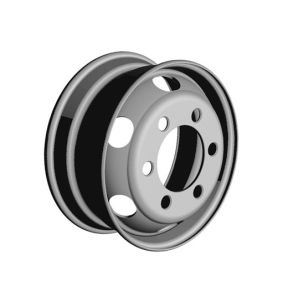 Tubeless Steel Wheel (17.5x6.00) pictures & photos