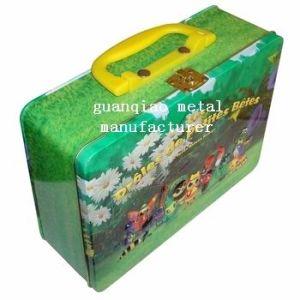 Metal Lunch Box (GQ-013)
