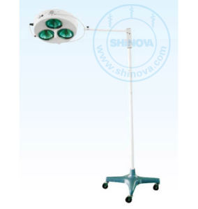 Veterinary Cold Light Operating Lamp (on Stand) (LP01-3) pictures & photos