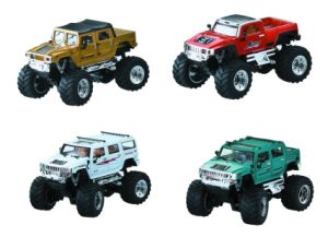 1: 43 Full Proportion RC Humvee Racing-2.4GHz