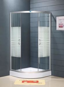 Classic Economic Shower Enclosure (S-9806-2H) pictures & photos