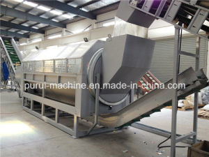 Pet Bottle Recycling System and Plastic Washing Recycling Machine pictures & photos