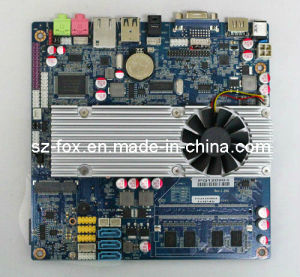 Intel Gm45 Based Core2 Duo T7100 CPU Mini PC Motherboard HDMI pictures & photos