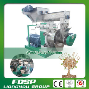 Ce Certificated 2-3t/H Wood Biomass Pellet Press Machine pictures & photos