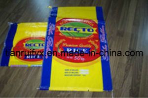 Vivid Printing Practical 25kg Rice Bag (KR146) pictures & photos
