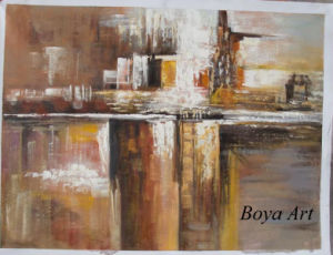 Abstract Oil Painting (CIMG2797)