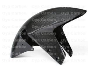 Carbon Fiber Front Fender for Motorcycle Suzuki Gsxr1000 01-02 pictures & photos