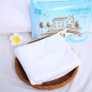 Hot Sale Disposable Full Size Nonwoven Fabric Duvet Cover pictures & photos