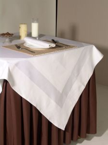 Hotel Table Cloth (SDF-C001) pictures & photos
