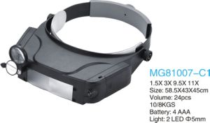Head Magnifier(MG81007-C1) pictures & photos