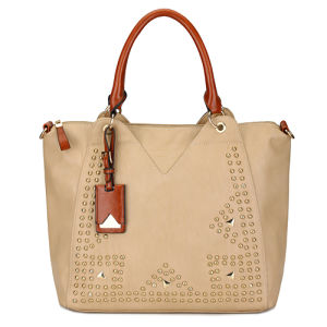 China Factory Wholesale Women Leather Hand Bags (MBLX033083) pictures & photos