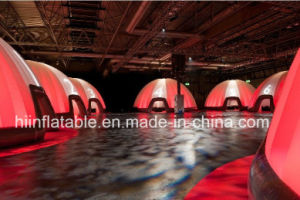 Inflatable Lighting Tent, Advertising Inflatable Tent, Cube Party Tent, pictures & photos