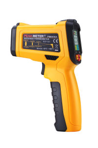 Peakmeter Pm6530A Hot Sale Electronic Digital Laser Infrared Thermometer
