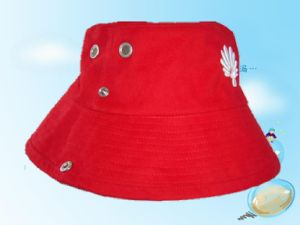 100% Cotton Bucket Cap (HXH0021)