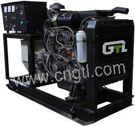 Yanmar Engine Diesel Genset With CE Standard