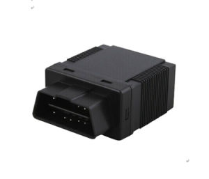 2.4G Attendance Management SMS Tracking Car Vechile GPS Tracker OBD2 Scanner pictures & photos