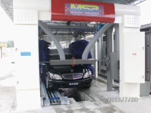 Tunnel Car Wash Machine From Risense pictures & photos