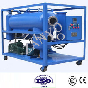 Auto Oil Purifier 3000L/H for Purifying Transformer Oil pictures & photos