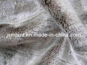 Tip Dyeing Fake Fur/ Plush