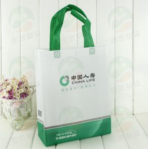 3D Non Woven Fashion Bag with PS Coating (MY-061) pictures & photos