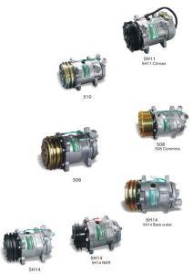 Auto A/C Compressor (SADEN 5 Series) pictures & photos