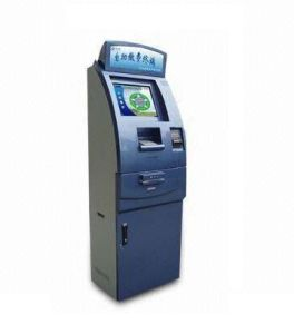 Standing Payment Touch Kiosk (HY-DP12)