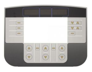 Customized Membrane Switch Overlay for Home Appliance pictures & photos