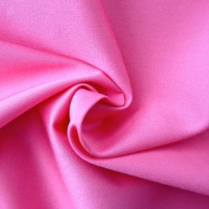 Cotton Spandex Satin Drill Fabric (QF13-0236) pictures & photos
