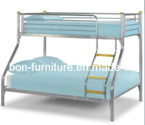 Bedroom Furniture/Metal Bed/Single-Double Bunk Bed pictures & photos