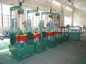 Pulley -Type Wire Drawing Machine 2 pictures & photos