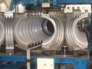 HDPE Double Wall Corrugated Pipe Production Line (SBG-400)