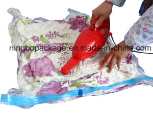 Vacuum Storage Bag with Electric Pump pictures & photos