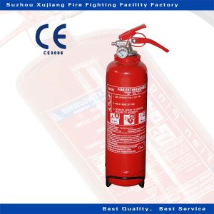 1kg ABC Powder Fire Extinguisher with Bsi CE Certification