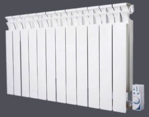 China Oil Filled Electric Die Cast Aluminum Radiator With