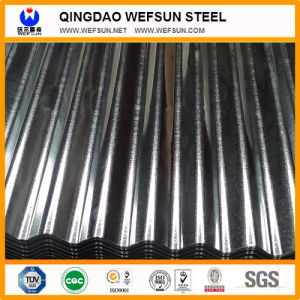 SGCC Hot Dipped Galvanized Corrugated Sheets pictures & photos