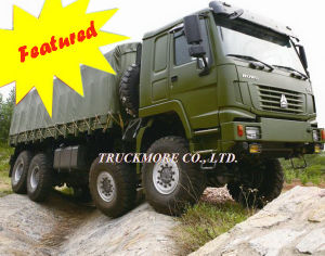 HOWO 8X8 Military Truck (ZZ2307S3577A)