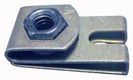 Metal Clip Nut, Stainless Steel Clip Nuts