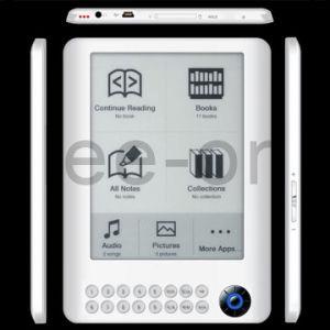 Eb605a 6 Inch Touch Screen E-book