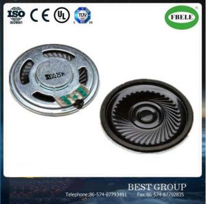 36mm 0.5W 8ohm Mylar Cone Speaker pictures & photos