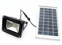 Competitive Price 10W/20W/30W/50W Solar LED Light LED Reflector