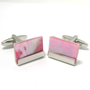High Quality Fashion Metal Men′s Cufflinks (H0054) pictures & photos