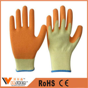 Latex Palm Coated Working Gloves for Middle East Market pictures & photos