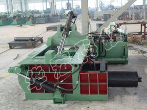 Hydraulic Scrap Steel Baler Recycling Machine with Ce Certificate pictures & photos