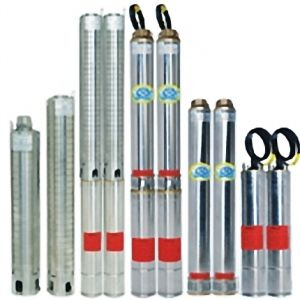 Deep Well Submersible Pump (QJ) pictures & photos