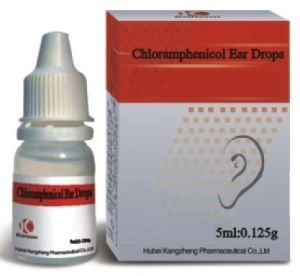 Chloramphenicol Ear Drops