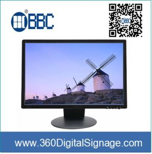 19 Inch LCD HD Digital Screen for Monitor Display