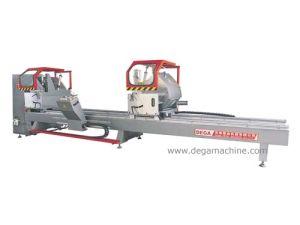 Aluminum Window CNC Double Head Cutting Saw (LJZ2-CNC-500x4200A)