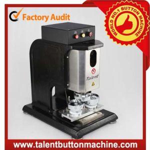 automatic badge making machine