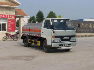 JMC Jiangxi Isuzu Oil Tank Truck 3000-5000l